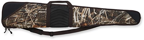 Bulldog Cases Pinnacle Max IV HD Camo Shotgun Case with Brow