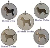 Personalised Dog Pet Identity ID Tag Disc Engraved.......TO LEAVE ENGRAVING DETAILS PLEASE READ PRODUCT DESCRIPTION LOWER DOWN THIS PAGE.
