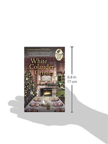 White-Colander-Crime-A-Vintage-Kitchen-Mystery
