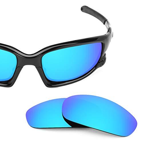 Polarisés Options — Rechange Verres Pour Glacier De Split Bleu Mirrorshield Jacket Elite Plusieurs Fit Asian Oakley nP88Uwqr5v