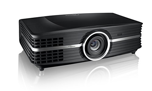Optoma UHD65 True 4K UHD Cinema Projector for Home Theater Enthusiasts | Accurate Color with 6-Segment Color Wheel | Rec…