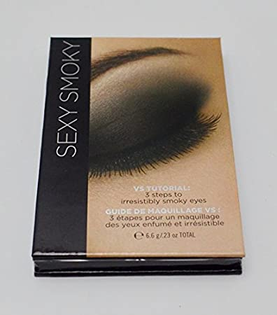 3258a2da7ee81 Victoria's Secret Sexy Smoky Kit 6 Eyeshadows and 1 Gel Liner