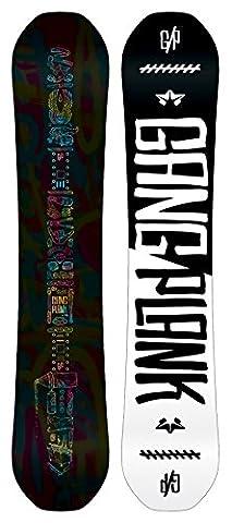 Rome Gang Plank Snowboard Mens Sz 152cm - Matrix All Terrain Snowboard