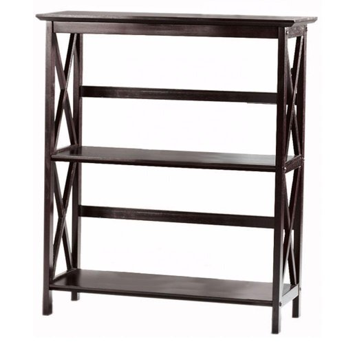 Montego 2 shelf Bookcase, LOW, - Online Macys Return