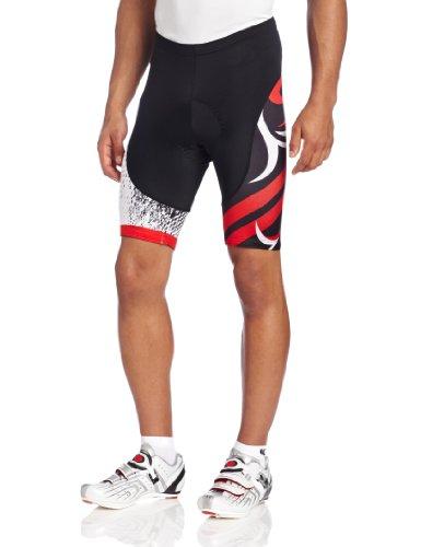 Primal Wear Men's Valiant Shorts, Red Black White, XX-Large For Sale