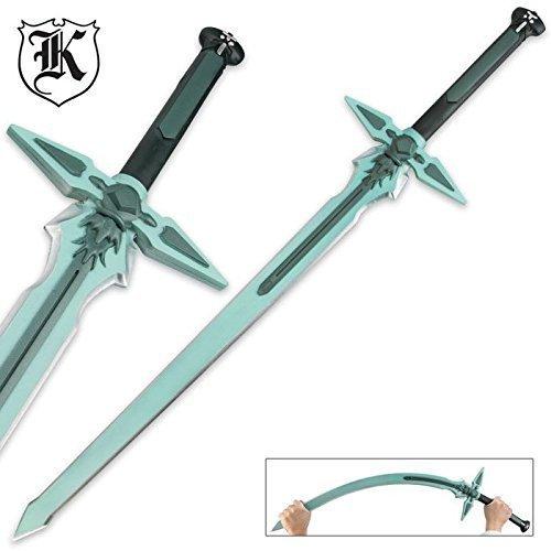 41-SAO-Sword-Art-Online-Kirito-Kirigaya-Kazuto-Dark-Repulser-Fantasy-Anime-Manga-Foam-Cosplay-Sword-Halloween-Xmas