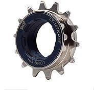 DRIFT MANIAC Single Speed Freewheel Sprocket 13T/14T/15T Chromoly Steel Nickel Silver Teeth