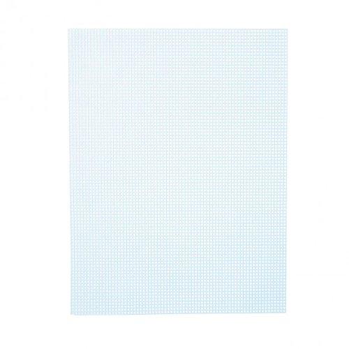 "Plastic Canvas 7  10""X13""-Light Blue, (Pack of 12)"
