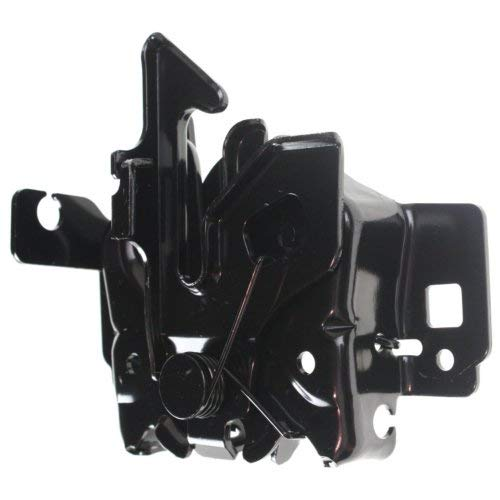 Hood Latch Compatible with FORD F-150 2004-2008 LHD New Body Style - Hood Latch Panel