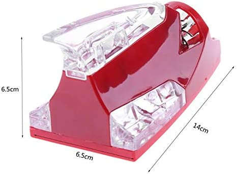 MASO Car Vehicle Antenna Silver Auto LED Light Shark Fins Aerial Wind Power