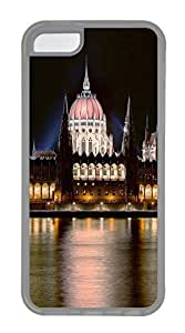 iPhone 5C Cases & Covers - Free Hungarian Parliament Building Custom TPU Soft Case Cover Protector for iPhone 5C - Transparent