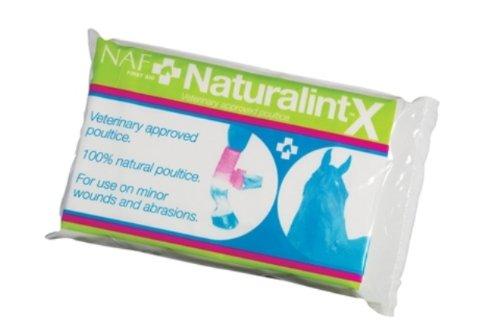 NAF NaturalintX Horse Poultice x 10 Pack