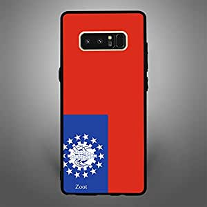 Samsung Galaxy Note 8 Myanmar Flag