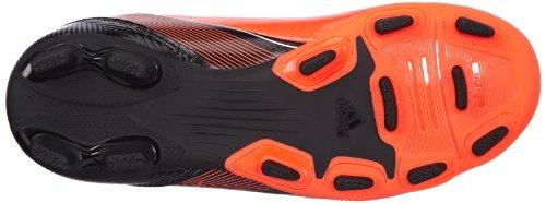 adidas Performance F5 TRX FG J - Zapatos de fútbol de material sintético niño rojo - Rot (INFRARED / RUNNING WHITE FTW / BLACK 1)