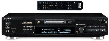 Sony Mds Je530 B Minidisc Deck Schwarz Heimkino Tv Video