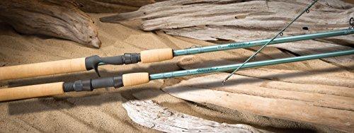 (St Croix Avid Inshore Salt Water Spinning Rod, VIS70MLF )
