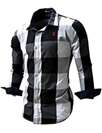 Men's Long Sleeve Button Down Shirts