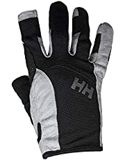 Helly Hansen Sailing Glove Long, Guanti da Vela, Design Sportivo con Dita Intere, per Nautica, Resistenti, per Ogni Stagione Unisex-Adulto