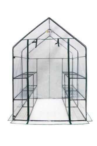 Ogrow Deluxe WALK-IN 6 Tier 12 Shelf Portable GREENHOUSE by OGrow (Image #1)