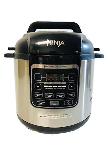 Amazon.com: Ninja Instant Pot Cooker - 6 quart capacity 1000 ...
