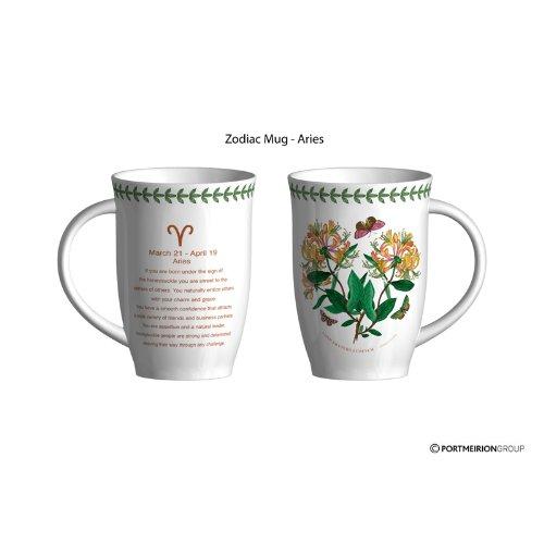 Zodiac 12.6 oz. Aries/Honeysuckle Mug