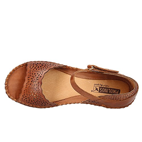 Sandals Margarita 943 Brown Ankle Women's Strap Pikolinos q7T8A