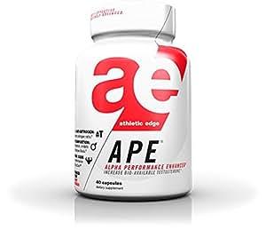 Athletic Edge Nutrition APE Capsules, 40 Count