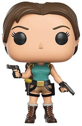 POP! Vinilo - Games Tomb Raider Lara Croft