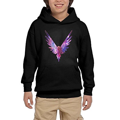 Maverick Logo Logan Paul Logang Youtube Unisex Exploding Red Blue Youth Hoodies - Blue And Black Youtube