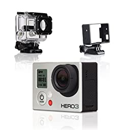 GoPro HERO3 Silver Edition plus The Frame