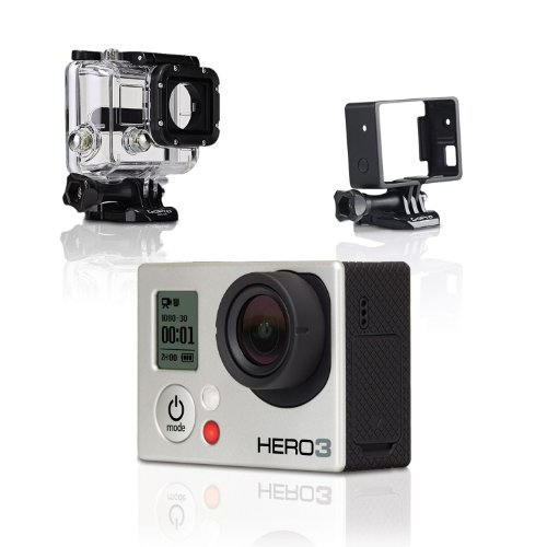 GoPro HERO3 Silver plus Frame