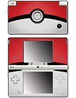 Pokemon Pokeball Pikachu Special Edition Video Game Vinyl Decal Skin Sticker Cover for Nintendo DSi System