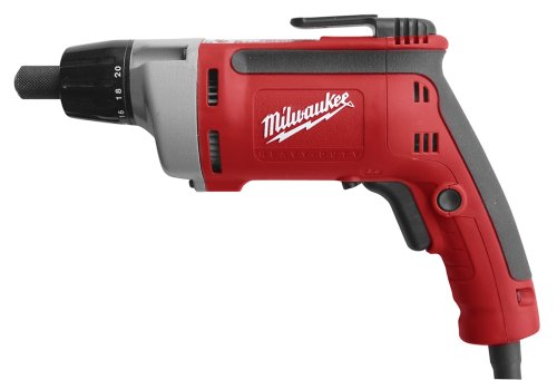Milwaukee 6780-20 0-to-2500 RPM Metal Fastening Adjustable Clutch Screwdriver by Milwaukee