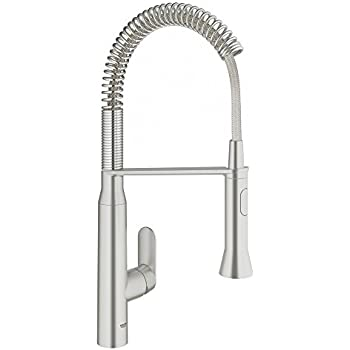 K7 Medium Semi-Pro Single-Handle Standard Kitchen Faucet