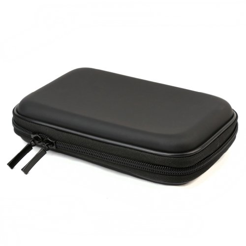 BIRUGEAR Portable External Hard Drive Carrying Pouch Case
