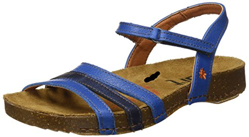 Art Women's 0998 Memphis I Breathe Open Toe Sandals Blue (Sea Sea) m7nala
