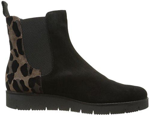 Noir Stuart Elizabeth Atou Fauve 501 Boots Women's Noir nq6HXfTAx