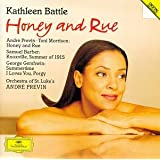 Previn: Honey and Rue; Barber: Knoxville; Gershwin: Porgy And Bess / Battle, Previn, et al