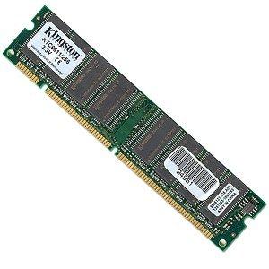 Kingston 256MB PC100 168-Pin DIMM (168 Pin Dimm 16 Chip)