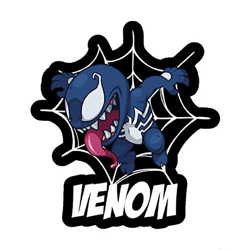 Venom The Amazing Spiderman Marvel sticker for laptop 4'(inch)