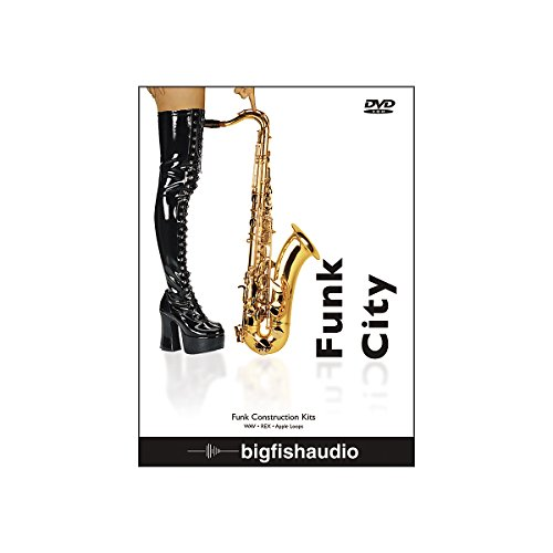 Big Fish Funk City Audio Loops