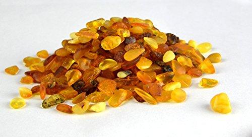 Large Amber Stone - 2