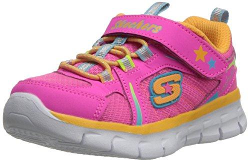 Skechers SynergyLovespun, Mädchen Sneakers, Mehrfarbig (NPMT), 26 EU (9 UK)