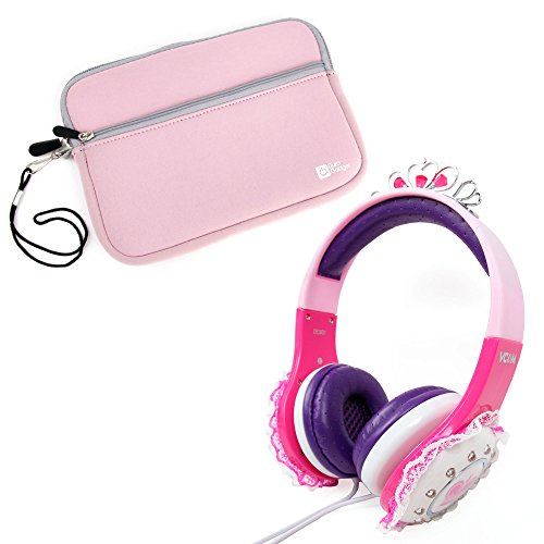 limited-edition-princess-tiara-headphones-in-pink-purple-with-pretty-lace-detailing-for-samsung-gala