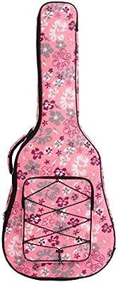 XuBa 40/41 - Funda para guitarra acústica (lona), 40 x 41 pulgadas ...