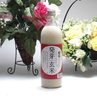 12 Set of Shinozaki Kunikiku germinated brown rice sweet sake (Hatsugagenmai sweet sake) non-alcoholic 720ml by Sake and non-alcoholic