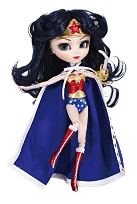 "Pullip Dolls Wonder Woman 12"" Fashion Doll"