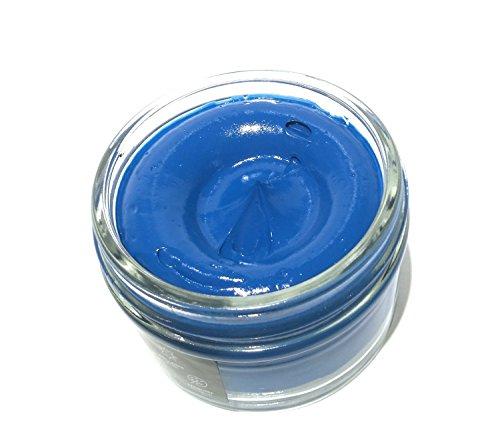 Famaco Cream Polish, Lustra Zapatos Unisex Adulto, Azul (Blue Horizon), 50 ML