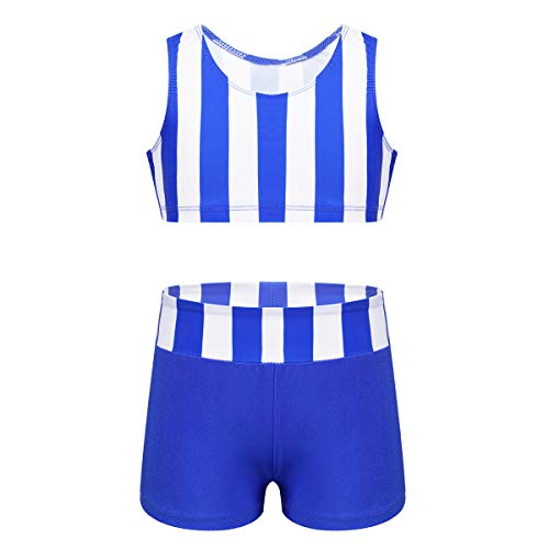 Two Piece Dance Costumes For Kids - YONGHS Kids Girls Two Piece Sports