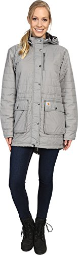 Quilted Womens Coat - 4